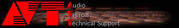 AVT - Audio Vision Technical Support